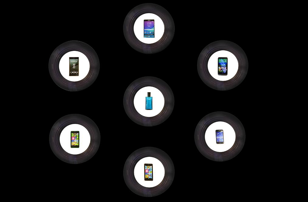 new retail lighting ideas
