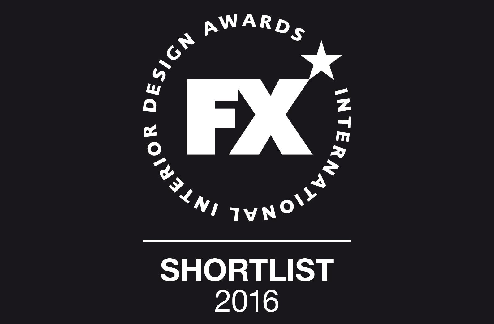 31/10/2016 - Ness Outdoor shortlisted FX Design Award 2016